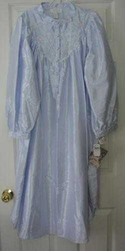 Long Sleeve Nightgown Sleepwear Amp Robes Ebay