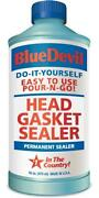 Blue Devil Head Gasket Sealant