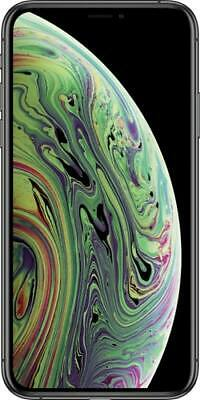 Apple iPhone XS 256GB 5.8/14,73cm Gris espacial Nuevo 2 Años Garantía