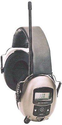 Safety Works 10121816 Mp3amfm Digital Radio Ear Muffs