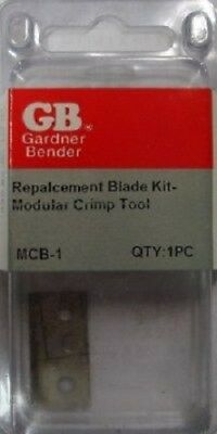 Gardner Bender Modular Crimp Tool Blade Kit Mcb-1