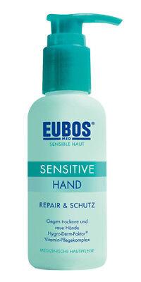 EUBOS SENSITIVE Hand Repair+Schutz Creme Spend. 100ml PZN 00592621