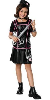 Poison Evil Nurse Child Dress Costume NWT 4-6 8-10 12-14 - Nursing Costumes