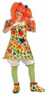 Giggles the Clown Adult Standard Costume](Giggles Adult)