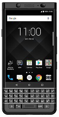 New On BlackBerry KEYone (LIMITED EDITION) Unlocked Dual SIM (4G+4G)- BLACK