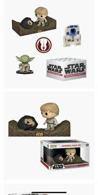 Funko Star Wars Smuggler's Bounty Box, Dagobah Theme NEW