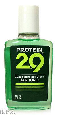 - Protein 29 Conditioning Hair Groom Liquid Hair Tonic 1 - 4 oz.