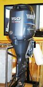 Yamaha F150 Outboard