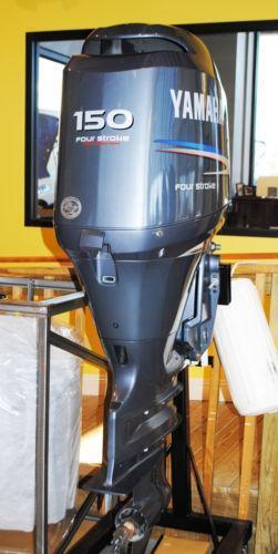 Yamaha f150 outboard ebay for Yamaha outboard racing parts