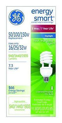GE Energy Smart CFL 3-Way 16/25/32 W 540/1440/1935 Lumen Light Bulb  ()