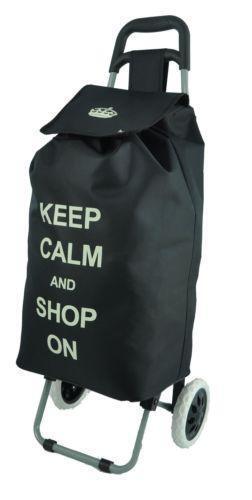 Shopping Bag On Wheels Ebay