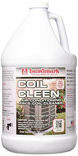 Lundmark Coil Cleen, Air Conditioning Fin & Coil Cleaner, 1-Gallon, 3226G01-2