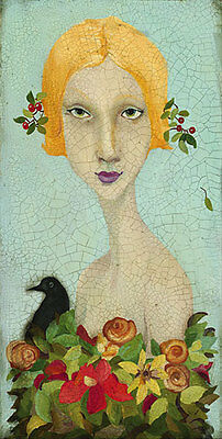 Casandra Barney BEAUTY giclee canvas #97/100