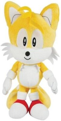 SONIC THE HEDGEHOG CLASSIC TAILS PLUSH 12