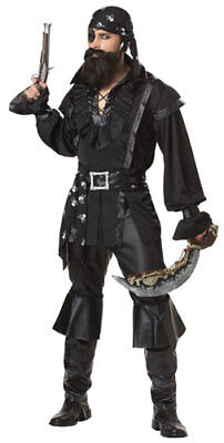 Mens Plundering Pirate Adult Halloween Costume](Pirate Halloween Costumes For Men)