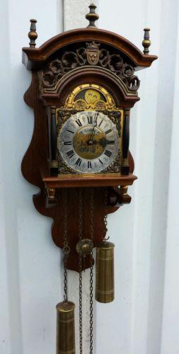 Wuba Clock Ebay