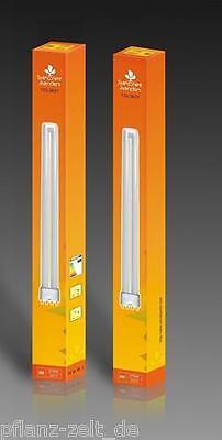 CFL Digitale Armatur 2x36W Stecklingsarmatur Grow TNeon LSR Pflanzenlampe