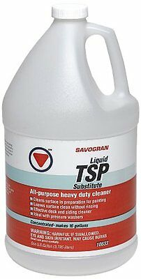 Savogran 10633 Liquid Tsp Substitute Cleaner  New  Free Shipping