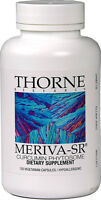Thorne Research Meriva SR, 120 vegetarian capsules