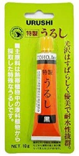 "Toho HANDI CRAFT PARTS ""Urushi"" Japan paints Black #0112 *Combine shipping Free"