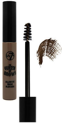 W7 Queen of Brows Majestic Brow Mascara Brown 8ml   eBay