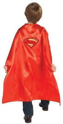 Karnevalskostüm Zubehör Superman Kind, Mantel 01284