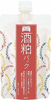 Wafood Made sake lees pack 170g japan lightening skin care free shipping NEW F/S