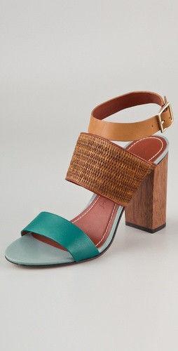 Teal Sandals Ebay