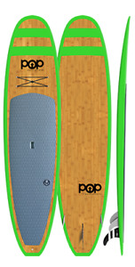 Flaman Fitness - POP 11' Huckleberry Stand Up Paddleboard