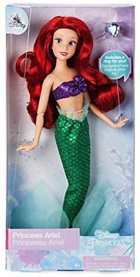 Kleine Meerjungfrau Ringe (Offiziell Disney Store Ariel Kleine Meerjungfrau 30cm Klassisch Puppe mit Ring)