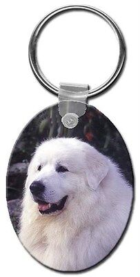Great Pyrenees Key Chain