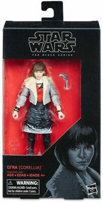 Star Wars Black Series Qi'Ra Correlia 6 Inch Action Figure NEW
