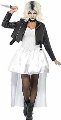 Bride of Chucky Tiffany Costume - Ladies](Tiffany Chucky Costumes)