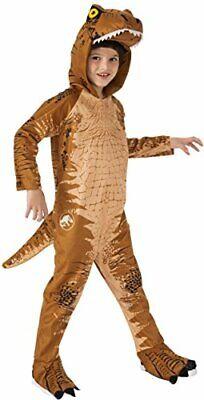 Rubie's Jurassic World Fallen Kingdom Child's T-Rex Oversized Costume Jumpsui...