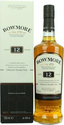 Bowmore 12 Jahre 40.0% 0,7l