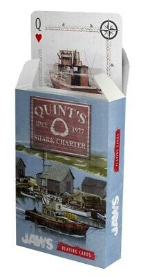 Jaws Playing Cards - Quint