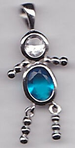 BOY BIRTHSTONE BRAT / KID / BABY CHARMS ~ ALL MONTHS AVAILABLE~ GREAT PRICE