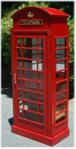 Charmant Phone Booth Cabinet | EBay