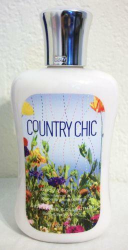 Bath And Body Works Country Chic Ebay