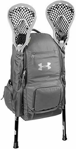 NWT Under Armour UA Lacrosse LAX Team Backpack Graphite Gray UASBT-LBP2