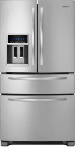 Kitchenaid French Door Refrigerator Ebay