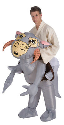 Star Wars Adult Inflatable Tauntaun Hoth Costume - Hoth Costume