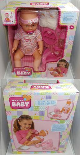 neue baby born puppen g nstig online kaufen bei ebay. Black Bedroom Furniture Sets. Home Design Ideas