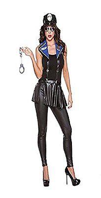 Halloween Wholesalers Police Suspenders with Badge](Halloween Costumes With Suspenders)