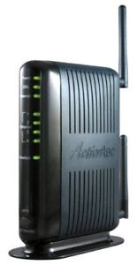 Actiontec Wireless N 300 Mbpss ADSL Modem / Router GT784WN
