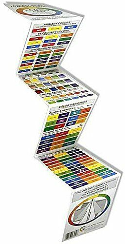 The Color Wheel Company Pocket Guide to Mixing Color