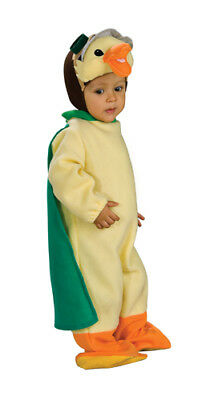 Ming Ming Duckling Kids Costume Infant 6-12 Months