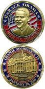 Obama Challenge Coin
