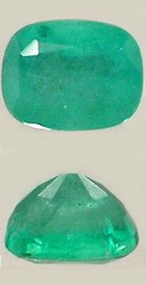 19thC Antique ½ct Colombian Emerald Ancient Greece Belt Gem Alexander the Great