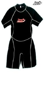 Wetsuit-3MM-4XL-New-Mens-Shorty-Scuba-Surf-Dive-HH04